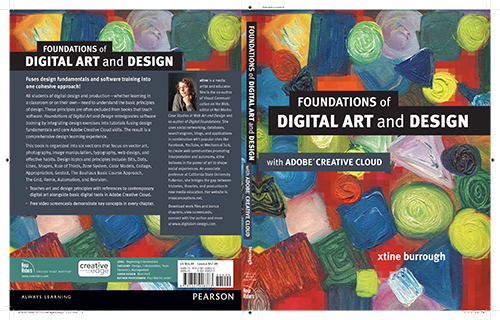 Foundations of Digital Art and Design, New Riders